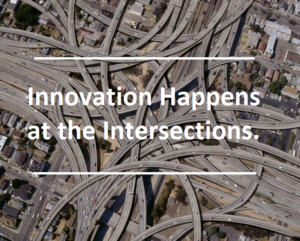 """""""Innovation Happens at the Intersections"""" at Givent, networking event in Idaho"""