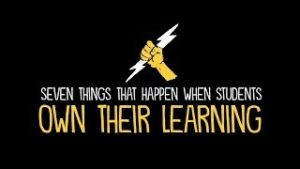 Seven things that happen when students own their Learning, Givent business event network